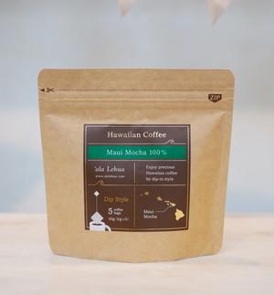 'ala Lehua(アラレフア) ハワイアンコーヒー Maui Mocha 100%(マウイモカ 100%)