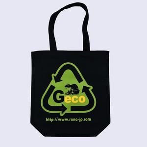 Geco トートバッグ カエル