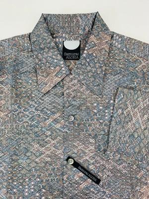 長袖シャツ Polyester-L_N13