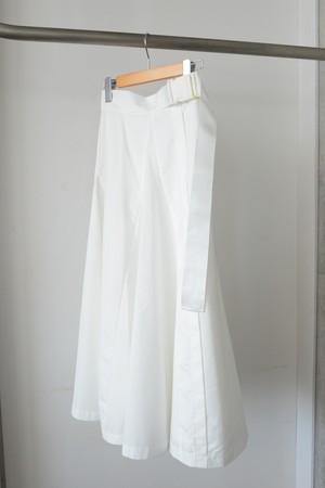 ギャザーロングスカート