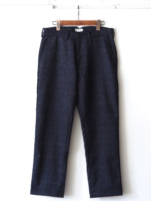 FUJITO Tapered Pants Check