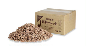FIRESIDE KABUTO用燃料ペレット(2kg)