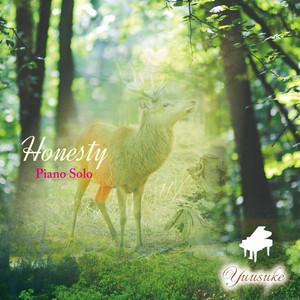 CDアルバム・ピアノソロ「Honesty」Yuusuke