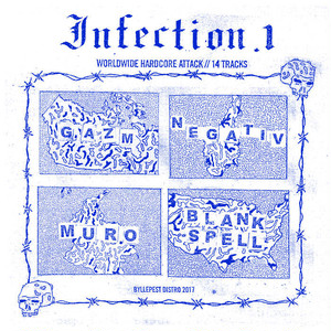 V​.​A -  INFECTION 1  2 x  7""