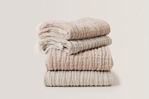 Garbo&Friends/Mellow Tawny Blanket M size