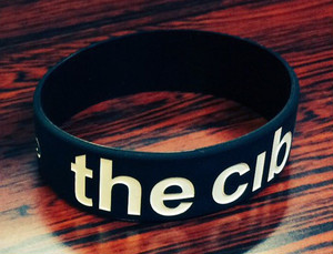 「Logo Rubber band 」 black
