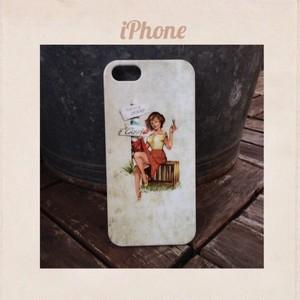 【pin-up】サロンガールiPhoneケース