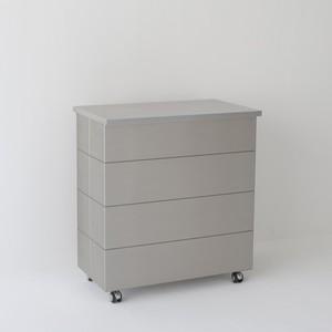 PA-1S/ゴミ箱(45L×2)      トラッシュボックス