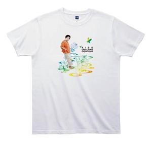 《浅見千代子Tシャツ 》TA007/ 花鳥おばちゃん