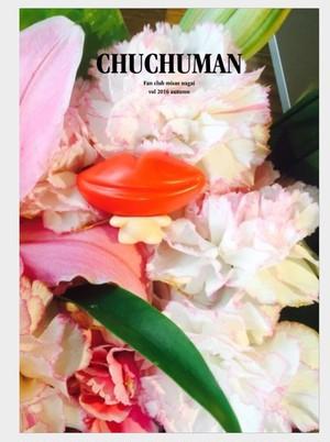【非売品  chuchuman fan Club】