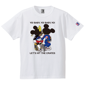 "予約アイテム ""Let's Hit The Cretes"" Tee [A] Boys & Girls"