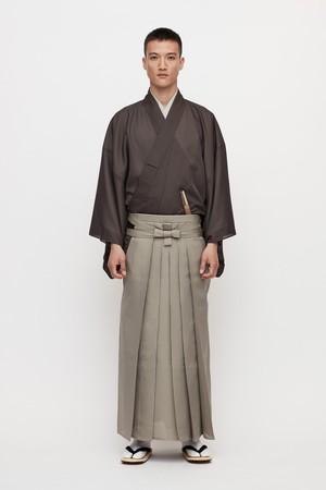 袴 / 絽仕舞袴 / 無地 / No.3
