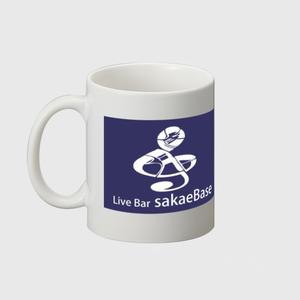 sakaeBaseマグカップ
