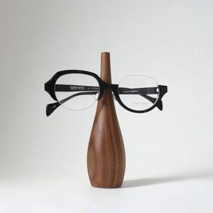 家具職人が作ったウォールナットの眼鏡スタンド[大]