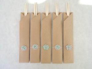 箸袋 ~梅結び~