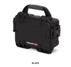 NANUK 903 フォーム付/ブラック、イエロー/防水ハードケース