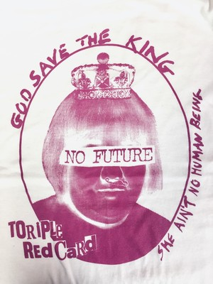 【GOD SAVE THE KING】