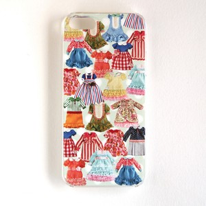 LALA puppenhaus iPhone case -dress-