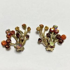 Vintage Bijoux Earrings Made In Austria