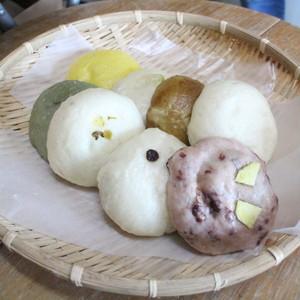 岸川饅頭バラエティセット【森上商店】