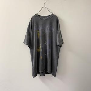 prince プリントTシャツ ブラック系 size L メンズ 古着