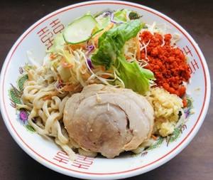 (10食セット) ラーメン風林火山 冷やし中華