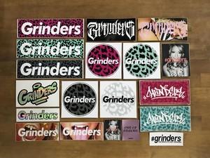 GRINDERS 19 Sticker MEGA Pack