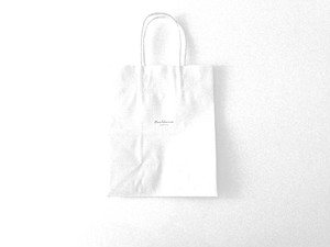 【お渡し用】珈琲織鶴 ロゴ入り紙袋