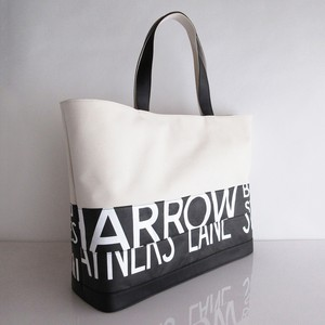 Tote Bag (L) / White  TLW-0011