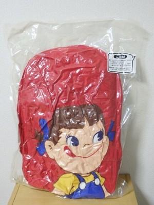 新品未使用 非売品 FUJIYA 不二家 ペコちゃん抱き枕 ペコちゃんお菓子くじ 抱き枕賞 1Mサイズ
