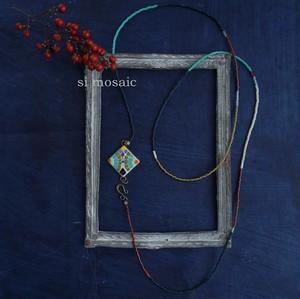 ・Pendant of mosaic / Symmetry 2 モザイクのペンダント・シンメトリー2
