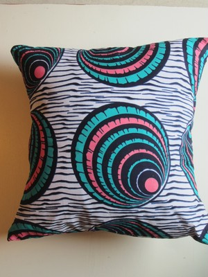 africa cushion cover B
