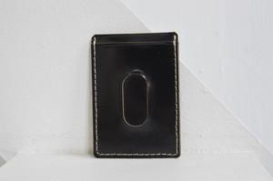 コードバン パスケース (ブラック)