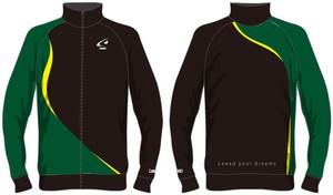 JE003 Jersey Wear_Green