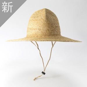 [予約]G -11 麦稈真田 労帽