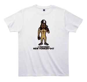 《山本周司Tシャツ》TY047/ A PERFORMER