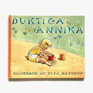 エルサ・ベスコフ「Dukutiga Annika(おりこうなアニカ)」《2000-01》