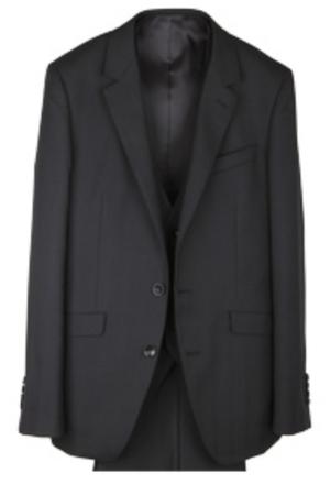 スーツ ブラック AB4/AB5/AB6/AB7