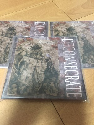 Deconsecrate - Resentment 7""