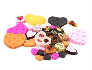 ハート型 クッキー&ケーキ 36個セット SA-P708