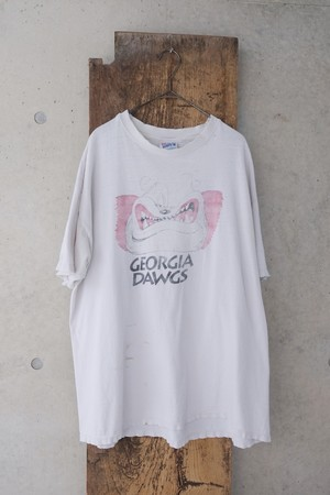 GEORGIA DAWGS tee