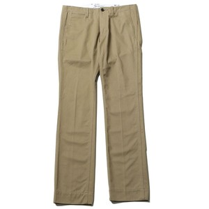 CHINO TROUSERS (BEIGE) / RUDE GALLERY