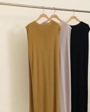 TODAYFUL トゥデイフル Pencil Knit Dress ブラック  12010333