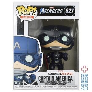 ファンコ POP 627 GAMES MARVEL キャプテン・アメリカ
