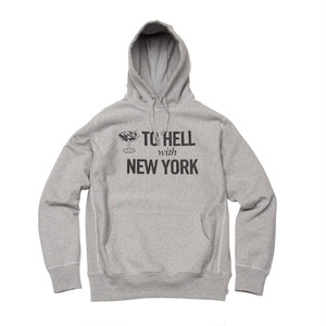 STATE OF MIND PULLOVER HOODIE (GREY)