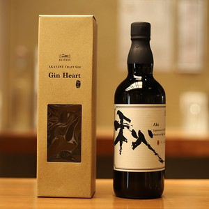 GIN HEART 秋(AKAYANE CRAFT GIN)