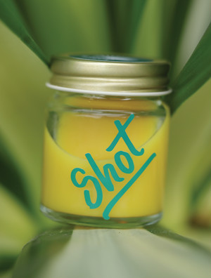 TURMERIC GINGER SHOT
