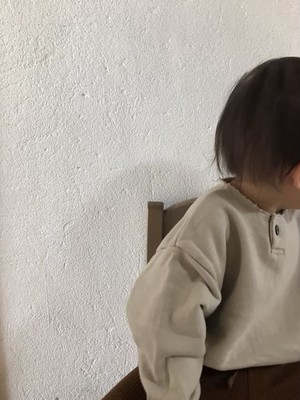 button sweat top(for kids)