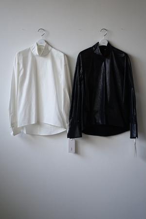 pelleq - High Collar Shirt