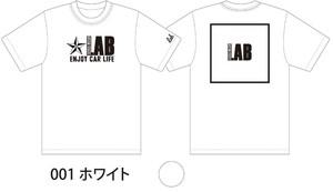 LAB USカジュアルTシャツ ホワイト XL